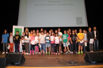 Participació en el dia del Medi Ambient