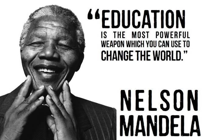 Aquesta setmana sona: Per canviar el món!