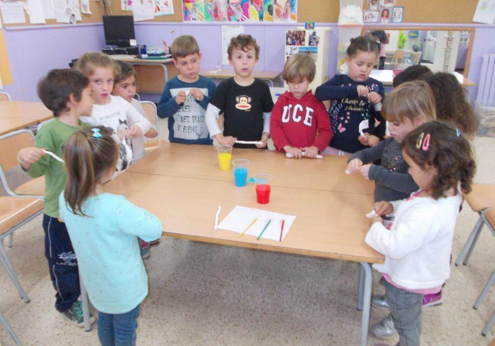 SETMANA DE LA CIÈNCIA EDUCACIÓ INFANTIL