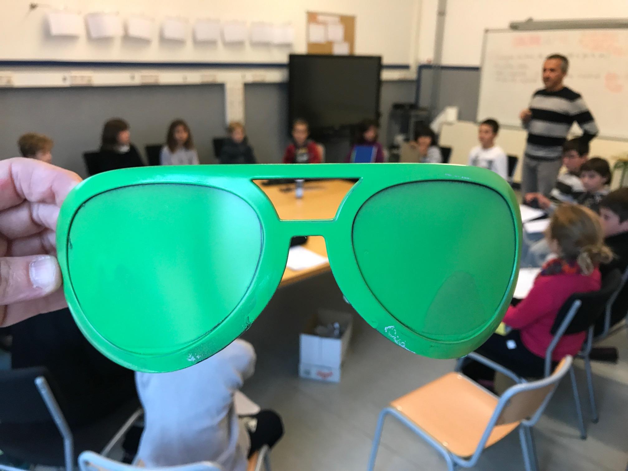 Posem-nos les ulleres verdes