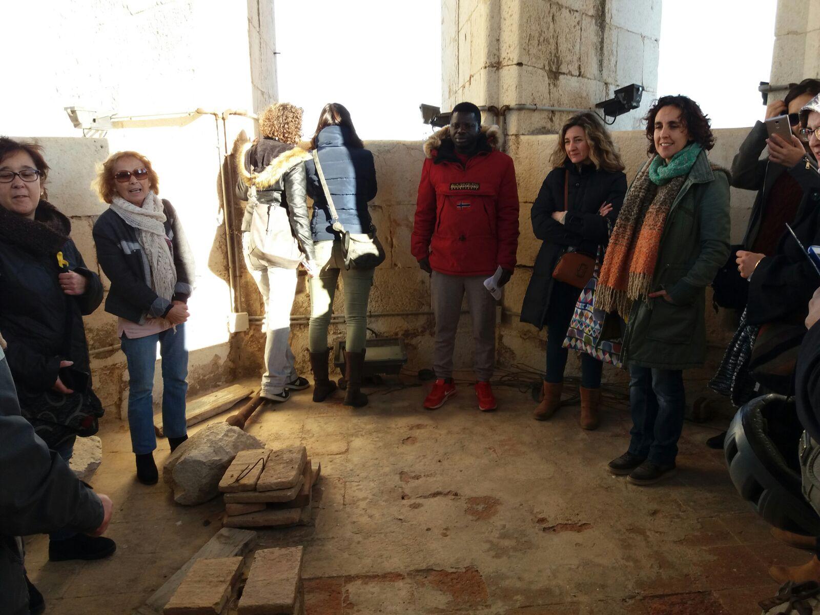 Visita al Campanar de Sant Antoni