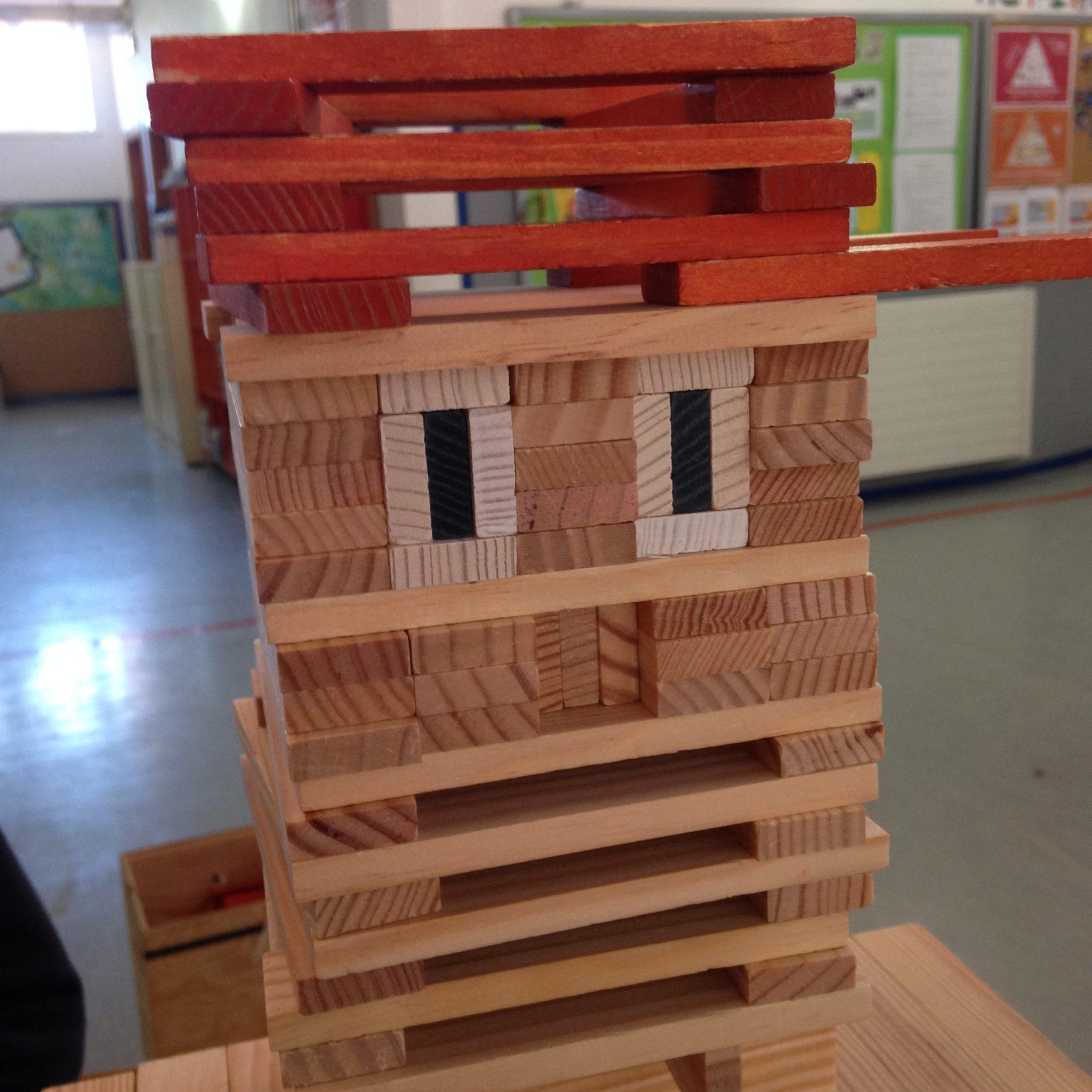 Taller de Construccions  Kapla