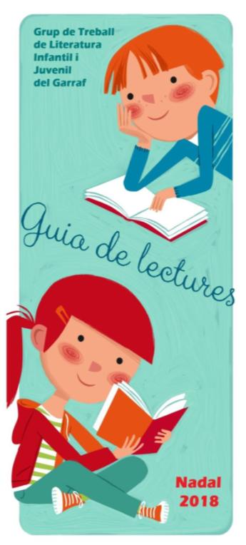 Guia de lectura infantil i juvenil NADAL 2018