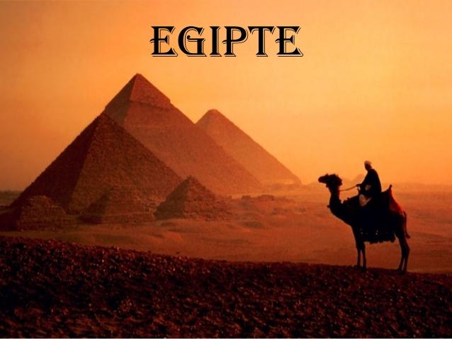 La cançó d'Egipte pels artistes de 3r